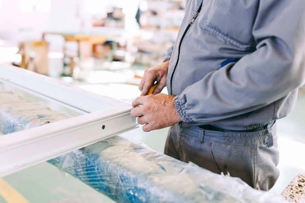 Carpintería de aluminio en Coslada