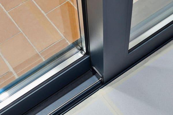 Puertas de aluminio para terrazas en San Fernando de Henares