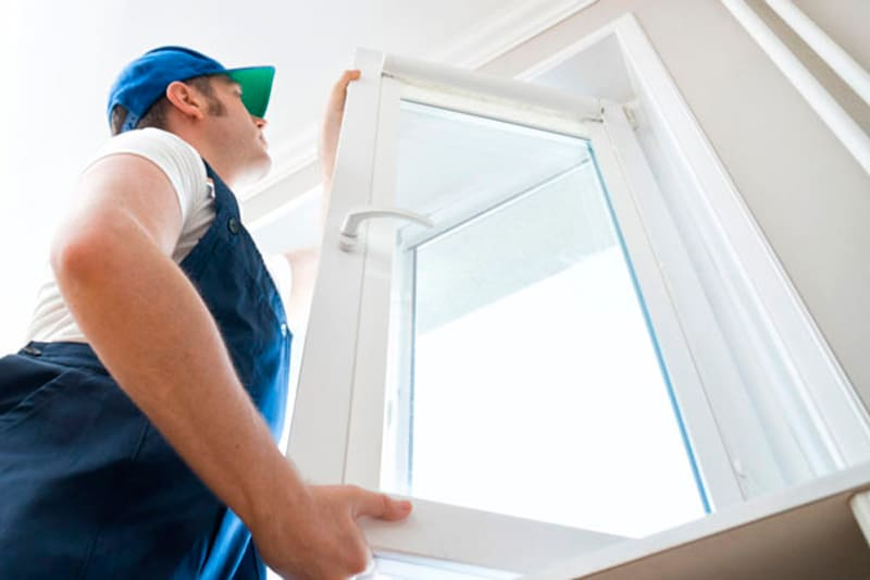 limpieza de tus ventanas de aluminio
