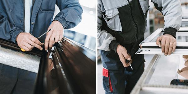 Carpintería de aluminio en Madrid