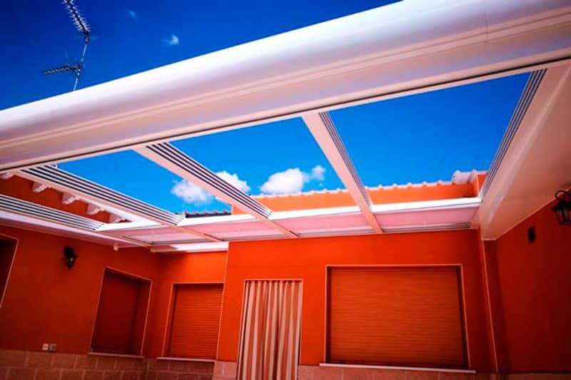 instalar un techo movil en tu vivienda